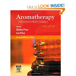 Aromatherapy for Health Professionals (Price, Aromatherapy for Health Professionals) [Paperback]