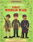 First World War (Usborne Sticker Dres...