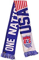 Official Team USA Soccer Scarf - One Nation One Team Scarf