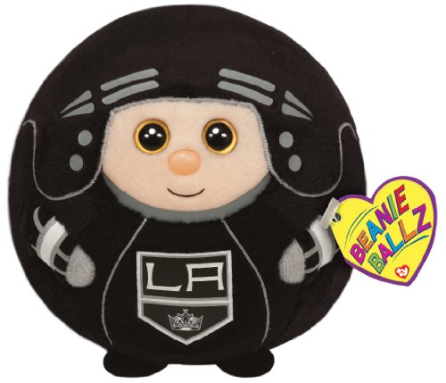 Ty Beanie Ballz L.A. Kings Plush, NHL - 1