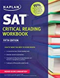 img - for Kaplan SAT Critical Reading Workbook book / textbook / text book