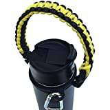 Generic Survival Strap - Also Fits Nathan Most Wide Mouth Water Bottles - 1 Camping Hiking Sports Outdoor Water...