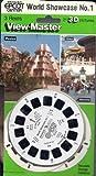 Walt Disney World Epcot Center World Showcase #1 View-Master 3 Reel Set in 3d