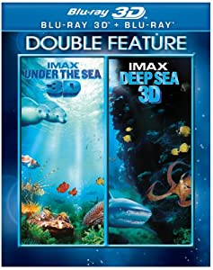 IMAX®: Under the Sea/ IMAX®: Deep Sea DBFE (BD3D) (Blu-ray 3D) from Warner Home Video