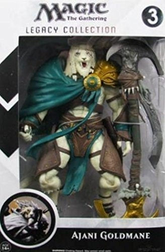 Funko Legacy Collection Magic The Gathering: Ajani Goldmane - Action Figure NEW /item# G4W8B-48Q24335