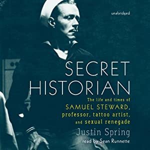 Secret Historian Audiobook
