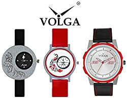 Volga Best Season Watches For Men and Designer Frida Watches For Girls
