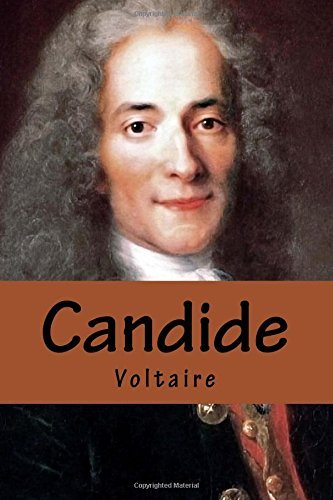an analysis of the enlightenment age in candide by voltaire