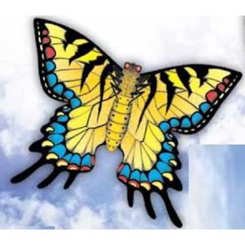 WindnSun Swallowtail Butterfly Nylon Kite-32 Inches Wide