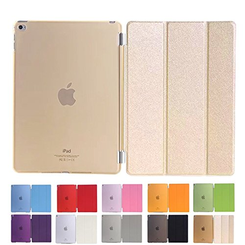 MS factory iPad Air 2 スマート カバー バック ケース...