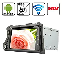 See Rungrace 7.0 inch Android 4.2 Multi-Touch Capacitive Screen In-Dash Car DVD Player for Ssangyong Acyton Kyron with WiFi / GPS / RDS / IPOD / Bluetooth /ATV Details