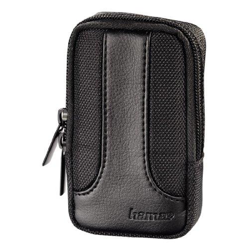 Hama Kameratasche für eine kleine Digitalkamera/Videokamera, Amalfi 60G, Schwarz