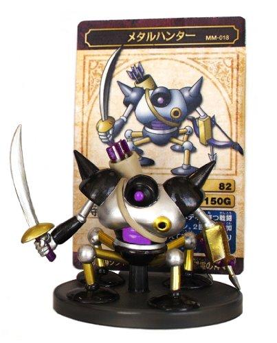 ドラゴンクエスト モンスターミュージアム 018 (メタルハンター)