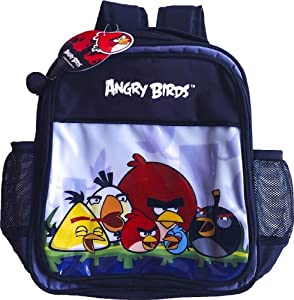 geschenk f r junge son kid alter 2 6 angry birds rucksack schulranzen school book bag spielzeug. Black Bedroom Furniture Sets. Home Design Ideas
