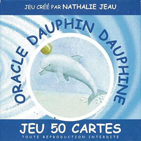 Oracle dauphin dauphine - 50 cartes