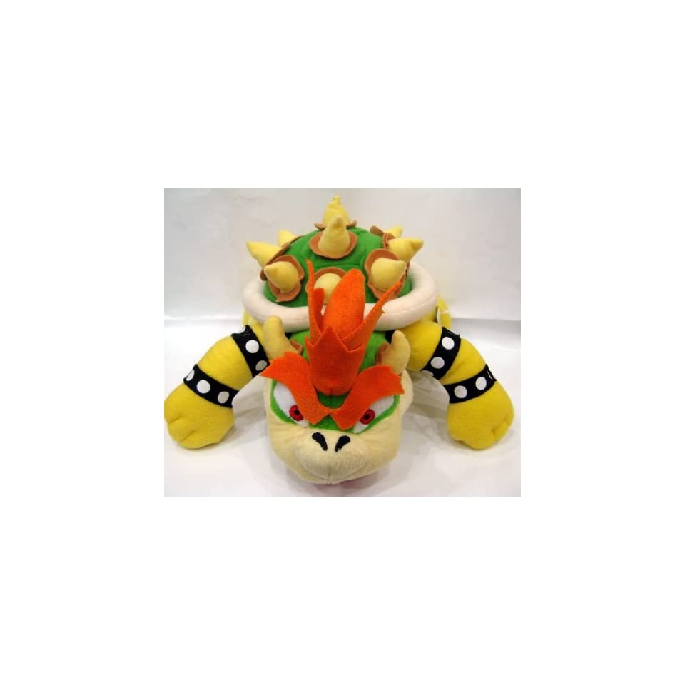 Plush   Nintendo   Super Mario Bros   10 Bowser Toys & Games