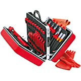 KNIPEX 98 99 14 48 Piece 1,000V Insulated Universal Tool Set
