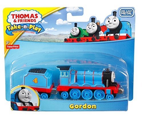 Fisher-Price Thomas the Train: Take-n-Play Gordon JungleDealsBlog.com