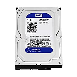 Western Digital 1TB SATA 7200 Rpm 64MB 3.5in 6GB/S, Color Caviar Blue
