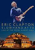 スローハンド・アット・70 - エリック・クラプトン・ライヴ・アット・ザ・ロイヤル・アルバート・ホール【初回生産限定盤Blu-ray+2CD/BONUS DVD】