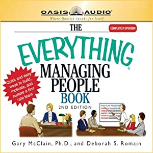 The Everything Managing People Book | [Deborah S Romaine, Gary McLain]
