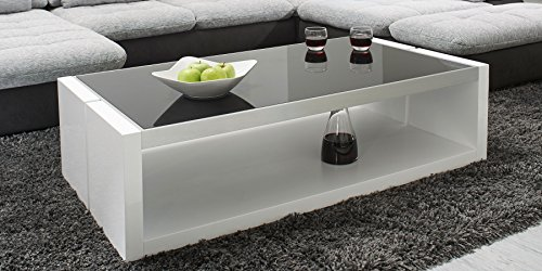 couchtisch wei hochglanz mit glasplatte com forafrica. Black Bedroom Furniture Sets. Home Design Ideas