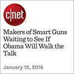 Makers of Smart Guns Waiting to See If Obama Will Walk the Talk | Terry Collins,Ben Fox Rubin