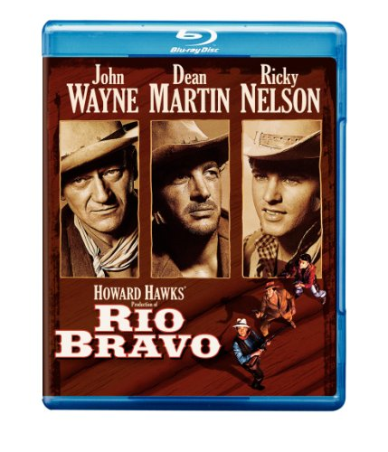Cover art for  Rio Bravo [Blu-ray]