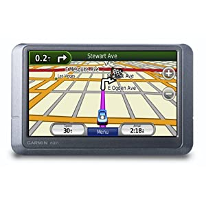 "Garmin Nuvi 205WT 4.3"" Sat Nav with UK and Ireland Maps and Free Lifetime Traffic"