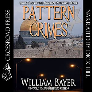 Pattern Crimes Audiobook
