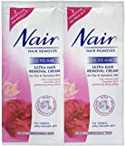 Nair Ultra Hair Removal Cream for Dry & Sensitive Skin Sachets 2 x 30ml
