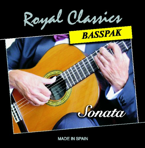 Royal Classics SN10B Sonata Nylon Guitar String