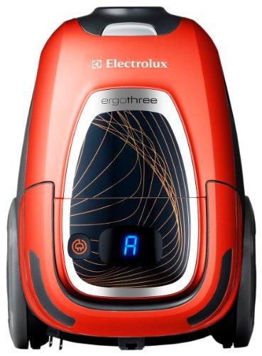 Electrolux 掃除機に大切な3つの機能すべてに最高のクオリティ エルゴスリーオート ソーラーオレンジ EET530SO