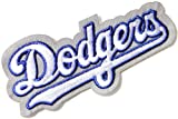 Dodgers MLB Baseball Team Logo Jacket T Shirt Patch Sew Iron on Embroidered Badge Sign at Amazon.com