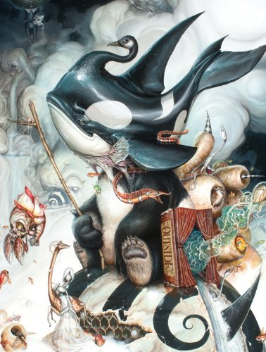The Outside: The Art of Greg Craola Simkins