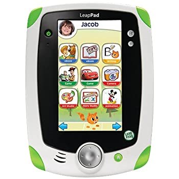 Set A Shopping Price Drop Alert For LeapFrog LeapPad1 Explorer Learning Tablet, green