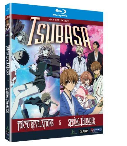 Anime Blu-ray UK: Tsubasa RESERVoir CHRoNiCLE OVA