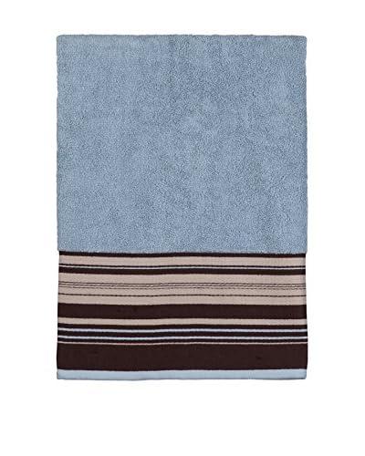 Creative Bath Mystique Bath Towel, Blue/Brown