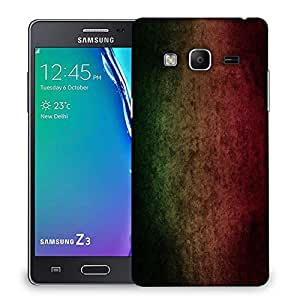 Snoogg storm chase 2406 Designer Protective Back Case Cover For Samsung Galaxy Tizen T3