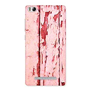 Bar Ripped Red Back Case Cover for Xiaomi Mi4i