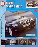 Chrome Styling Strip cars 3.5mm X 3.65M self Picture