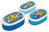 ポケットモンスター(ダイヤモンド&パール) シール容器3Pセット SRS3S