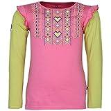 Bells & Whistles Girls' T-Shirt (AW15-INDIA-11_Pink_2 - 3 years)