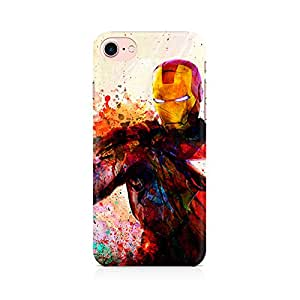 Iron Man Back Cover Mobile Case for Apple iPhone 7