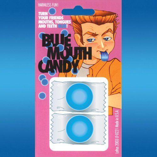Loftus Blue Mouth Candy - 1