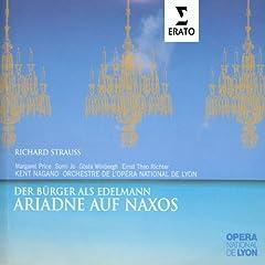 Ariadne auf Naxos: Ein sch�nes Wunder! (Najade/Dryade/Echo)