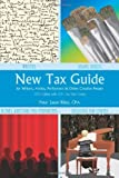 New Tax Guide for Writers, Artists, Performers and other Creative People by Peter Jason Riley (2012-01-01)