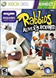 Rabbids Alive and Kicking - Kinect Required - Xbox 360 Standard Edition