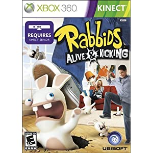 Rabbids: Alive & Kicking For Abox 360 $4.99