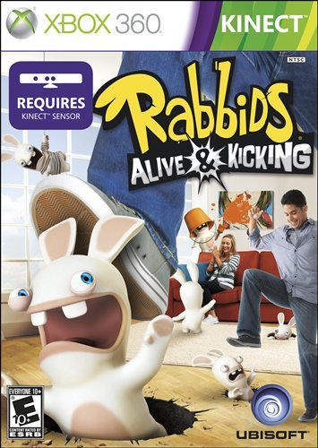 Rabbids: Alive & Kicking - 1